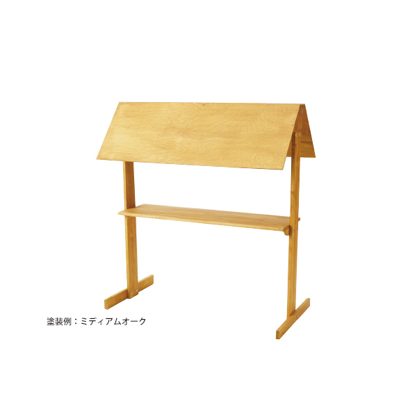 マルシェワゴン3用 屋根&棚板セット #50191 オプション ウッド 木製 送料実費  (選べるカラー)