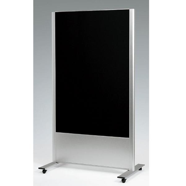 掲示板スタンド シルバー 2601C 屋内用サインスタンド 個人宅配送不可 600×900