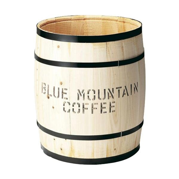 コーヒー樽(たる) 無塗装 特大(CP-8) #14998 コーヒー樽を忠実に再現した新品です。