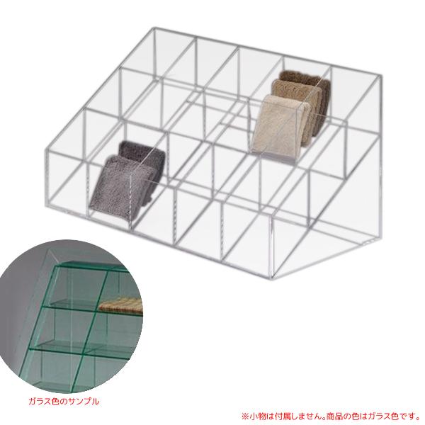 【30%OFF】 ハンカチケース ガラス色 HG-17G 5列3段 アクリル製品 HG-17G アクリル製品 ガラス色, フラワーキッズ:19464685 --- travelself.eu