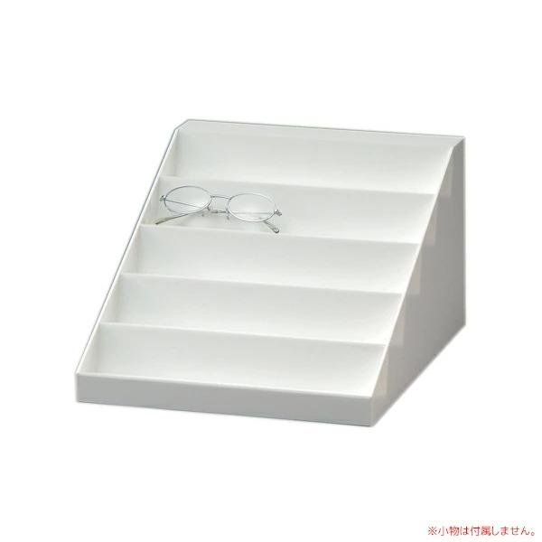 宅配 メガネ掛け(5段) アクリル製品 HG-83 メガネ掛け(5段) アクリル製品 白マット 白マット, ブラックアンドデッカー:818c777a --- travelself.eu