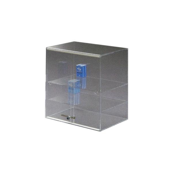 レジ用タバコケース3段(カギ付) TA-7W アクリル製品  トーメイ