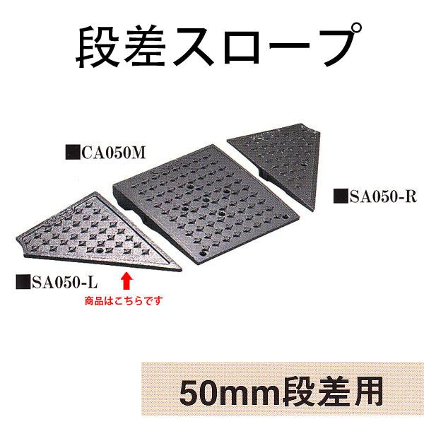 キャスコーナーM級 SA050-L 50mm段差用 左サイド用