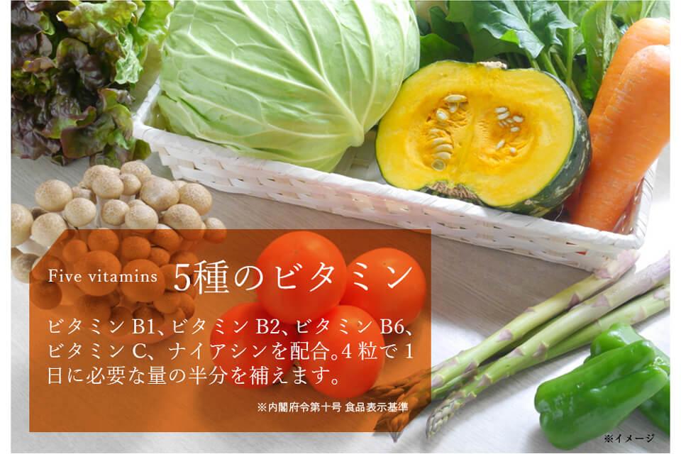 It is flower supplement vitamin C niacin vitamin B6 vitamin B2 vitamin B1  of the flower isoflavone kudzu of 120 three bags of set functionality