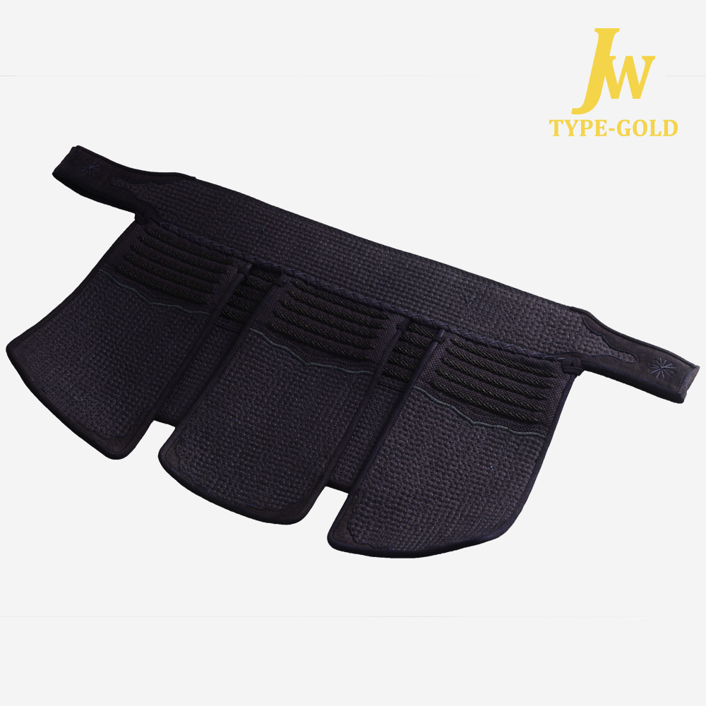 JW-GOLD 垂 剣道 剣道具 防具 JW 【全日本武道具・日本剣道具製作所】