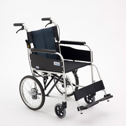 【ミキ】アルミ製スタンダード車いす USG2車椅子/自走/介助/軽量/介護用品/お年寄り/高齢者/ランキング1位