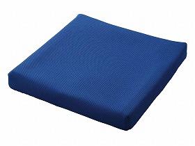 【日本ジェル】ピタ・シートクッション55 ブルーウレタン ジェル 車いす 椅子 お年寄り 高齢者