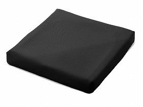【日本ジェル】ピタ・シートクッション ブレス ブラックジェル/ズレにくい/洗濯/車いす/椅子/お年寄り/高齢者