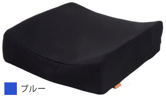 【タカノ】タカノクッション R タイプ2 ブルー車いす/椅子/軽量/ウレタン/高齢者/お年寄り