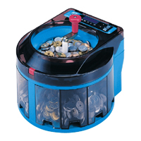 Coin sorter / coin counter SCS-100 and power without any measurable portable ()