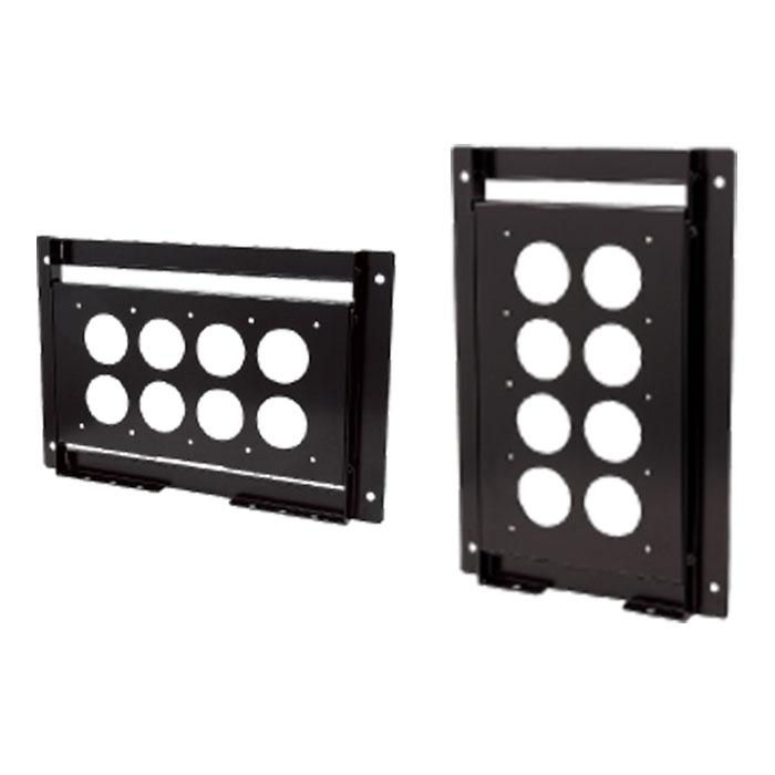 SHARPシャープ/デジタルサイネージ PN-Y326・PN-Y325・PN-W435A用壁掛けオプション FFP-NM00-X,FFP-NM00-Y|壁掛け金具 店舗用 店舗用品|