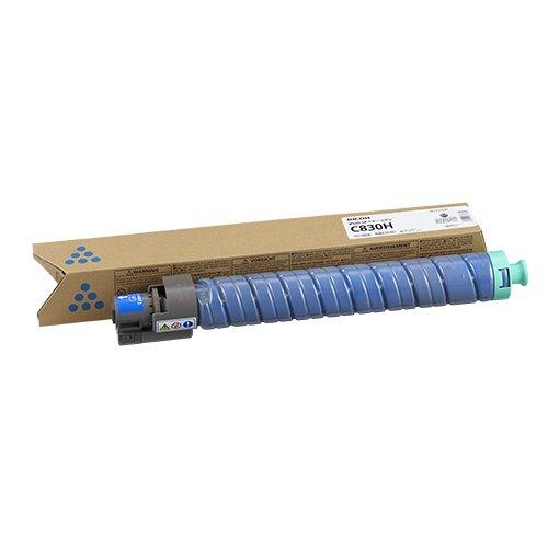 RICOH リコー IPSiO SP トナー シアン C830H 純正品∴|インク カートリッジ トナーカートリッジ カラーレーザープリンター カラーレーザープリンタ カラー レーザー プリンター プリンタ 事務用品 オフィス用品 交換 消耗品 純正トナー カラープリンタ カラープリンター|