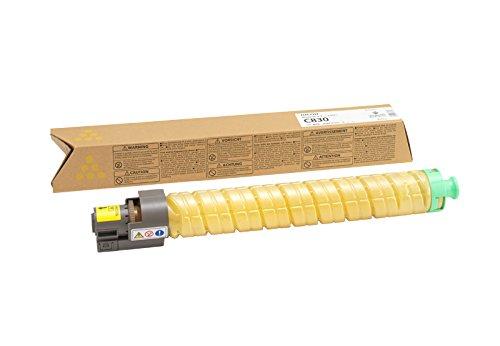 RICOH リコー IPSiO SP トナー イエロー C830 純正品|インク カートリッジ トナーカートリッジ カラーレーザープリンター カラーレーザープリンタ カラー レーザー プリンター プリンタ 事務用品 オフィス用品 交換 消耗品 純正トナー カラープリンタ カラープリンター|