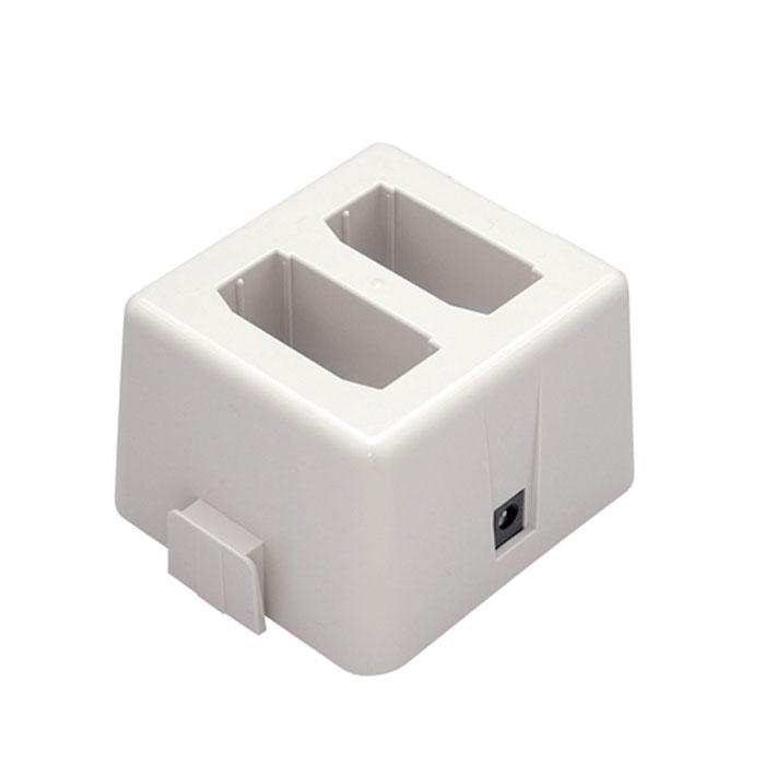 オーダーコールシステム ソネット君 携帯型受信機用小型充電スタンド 2台用 SCH-2|ワイヤレスコール コールチャイム オーダーチャイム ワイヤレスチャイム 呼び出しボタン 呼び出しベル コール チャイム 業務用 呼び出し コードレス ワイヤレス 店舗用品|
