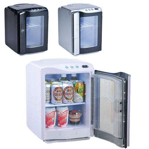 《500円クーポン配布》 20L温冷庫 RA-H20 保冷&保温 温度調節可能 2電源AC/DC対応 保冷庫 保温庫 車内用 冷温庫 RAH20 送料無料