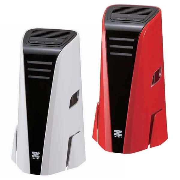 ゼンケン 空気清浄器 ミニエアクリーナー ZF-PA05 2種フィルター搭載 集塵 光触媒 空気清浄機 USB+AC電源 送料無料