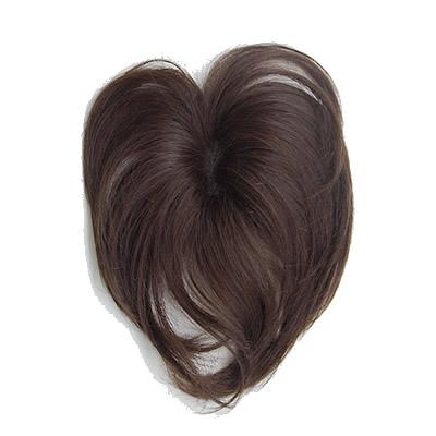 《100円クーポン配布》 ソフトネットヘアピース SO-110 ヘアピース ウィッグ 部分ウィッグ ポイントウィッグ ミニヘアピース 人毛 人毛100 人毛100% 前髪分け目 前髪 分け目 和装 つむじ つむじカバー