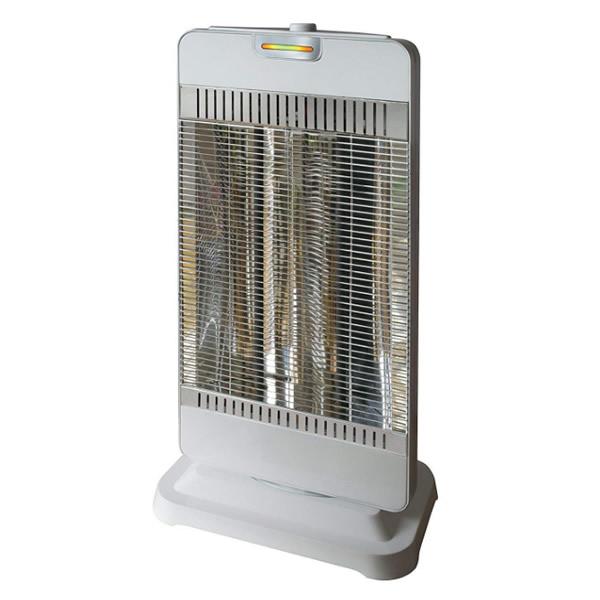 《500円クーポン配布》 テクノス パワーモニター付き シーズヒータ- TSH-9100 遠赤外線暖房 首振りヒーター TSH9100 シーズストーブ 送料無料
