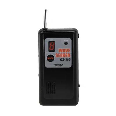 《500円クーポン配布》 3特典【送料無料+お米+ポイント】 盗聴電波探索・受信機 ウェーブシーカー GZ-110 盗聴機発見機 ハウリング音で盗聴器の場所を探せます 盗聴器発見器 盗聴電波発見器 GZ110