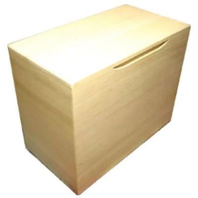 《500円クーポン配布》 桐の米びつ 10kg用 日本製 桐米びつ 桐製米びつ 3951 株式会社留河 米櫃 お米 ライスストッカー 送料無料