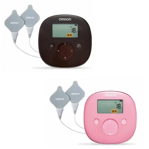 《500円クーポン配布》 オムロン 温熱低周波治療器 HV-F320 OMRON 治療器 温熱治療器 低周波治療器 HV-F320-BW HV-F320-PK 低周波治療機 送料無料