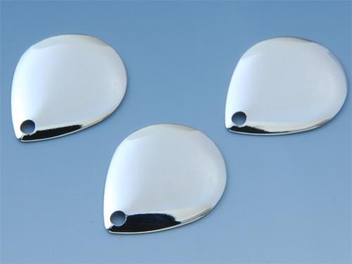コロラド型ブレード NO.3 セール価格 人気商品 ブラス製 3枚 シルバー