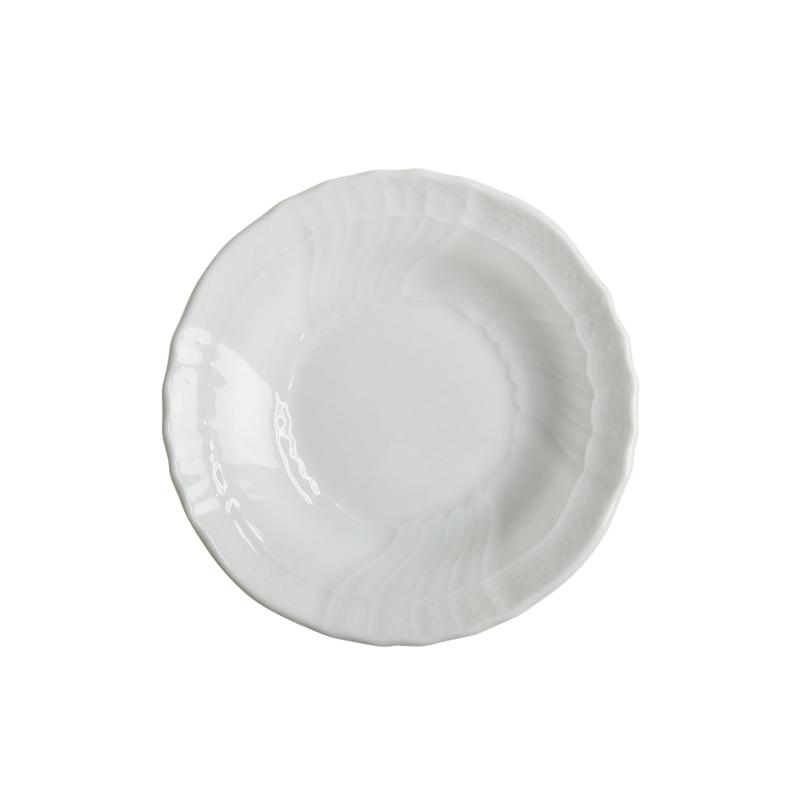 リチャード・ジノリ ベッキオホワイト ミニプレート9cm 17-5003