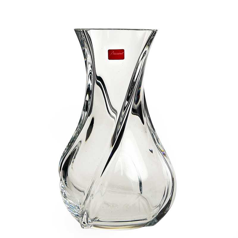 【在庫お問い合わせください】バカラ (Baccarat) セルパンタン 花瓶20cm 1791-403【あす楽対応】