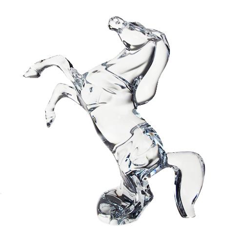 バカラ (Baccarat) いななく馬 2102-328【あす楽対応】