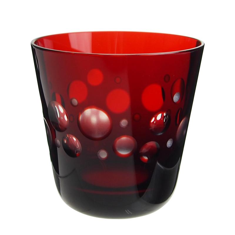 ロターグラス (Rotter Glass) フリースタイル Aufsteiger F タンブラー[M] ルビー