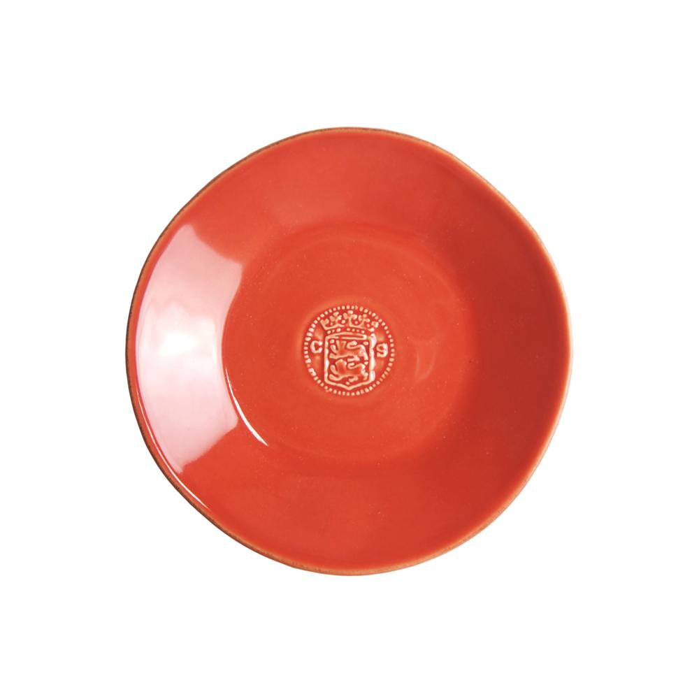 大特価!! カーサフィーナ ポルトガル 食器 休み 小皿 プレート パン皿 ブレッドプレート フォーラム CASAFINA パプリカ カサフィナ 16cm