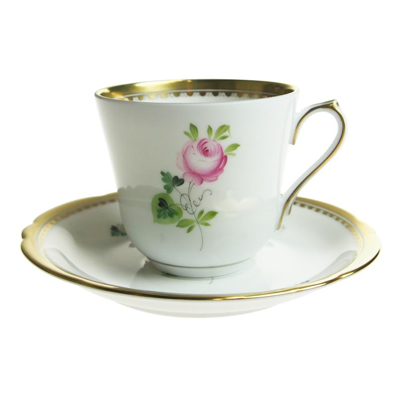 ヘレンド (HEREND) VRH-OR-X1 コーヒーカップ&ソーサー 03537-0-00【あす楽対応】【2020総決算SALE】