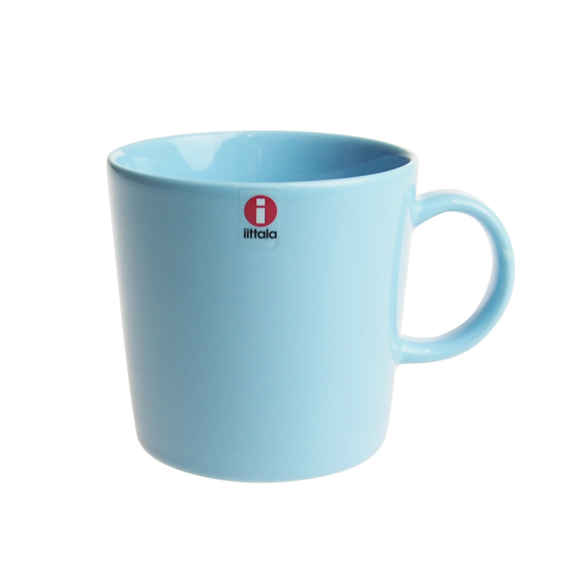イッタラ ティーマ マグカップ ライトブルー 300ml
