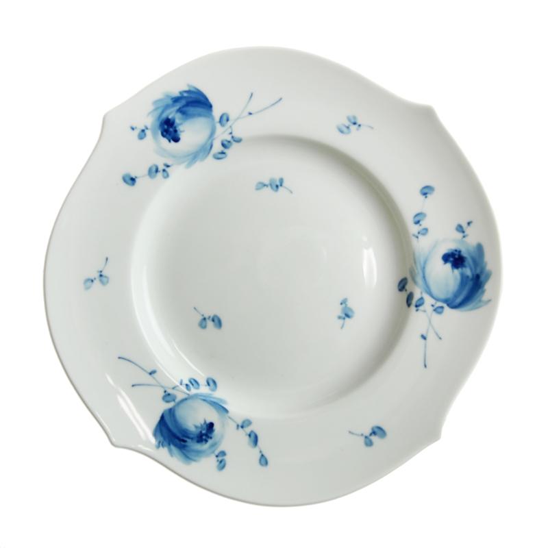 マイセン (Meissen) 青い花 プレート 19cm 28470