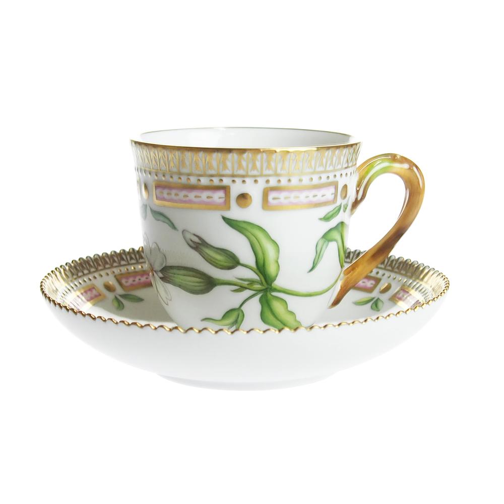 ロイヤルコペンハーゲン フローラ・ダニカ コーヒーカップ&ソーサー 1147071