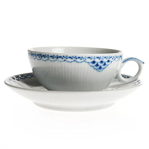 ロイヤルコペンハーゲン プリンセス ティーカップ&ソーサー 104-080