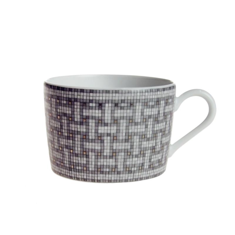 エルメス (HERMES) モザイク24 プラチナ ティーカップ