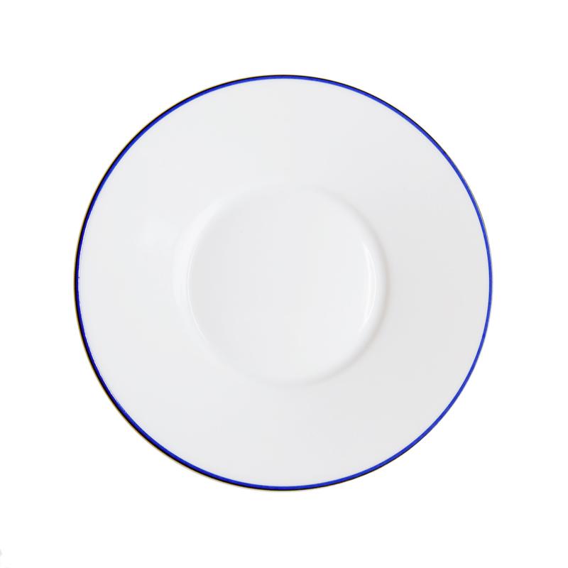 エルメス (HERMES) リズム ティーソーサー ブルー 6816P2