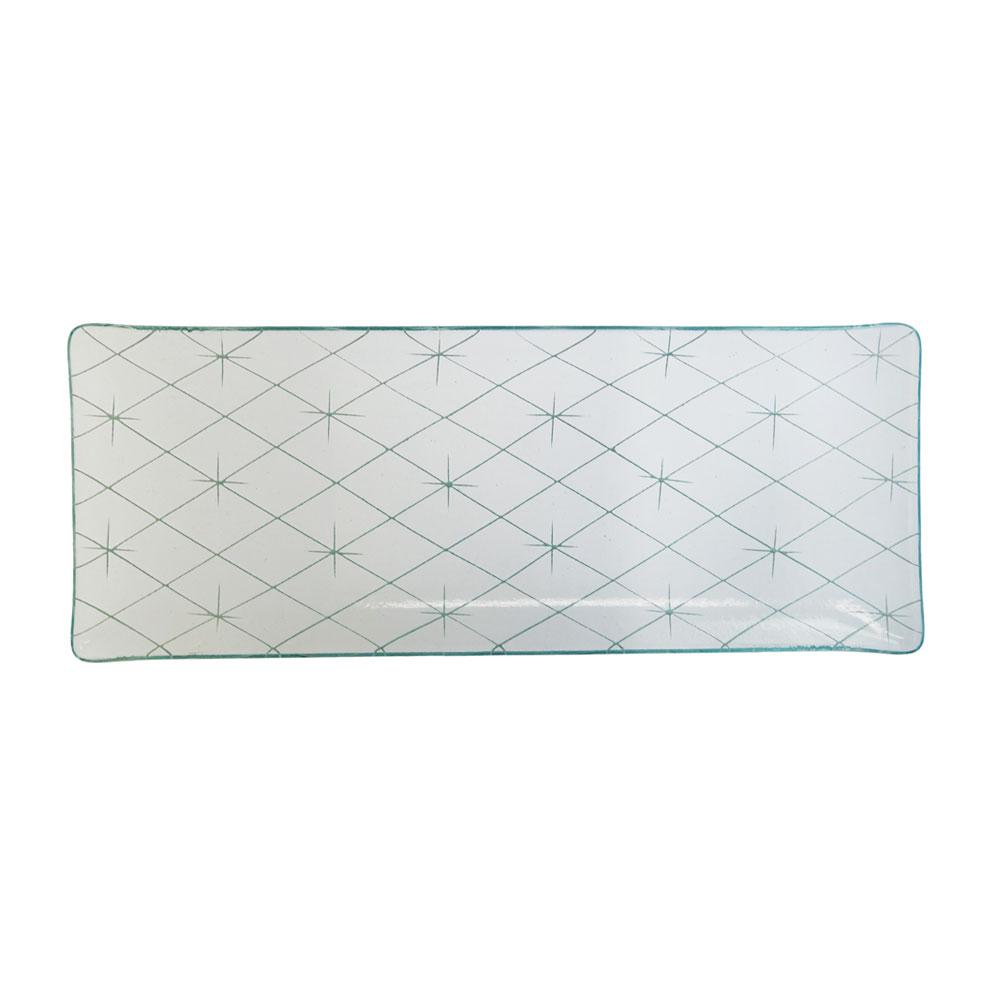 サブロウガラス 角長31cm r きらこちゃん 白 IZ-50r