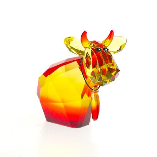 スワロフスキー (SWAROVSKI) 置物 Lovlots ラブロッツ 1-173-065 Hot Chili Mo 2013年限定品