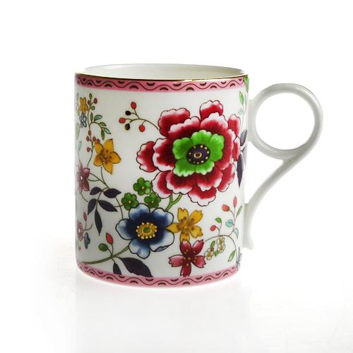 Pink Chrysanthemum mug, Wedgwood (WEDGWOOD) archive