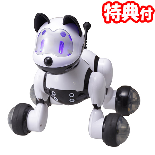 ★最大43倍+クーポン★ ロボット犬 歌って踊ってわんわん RI-W01 会話認識ロボット 音声認識 犬型ロボット うたっておどってワンワン 動くぬいぐるみ AIロボット
