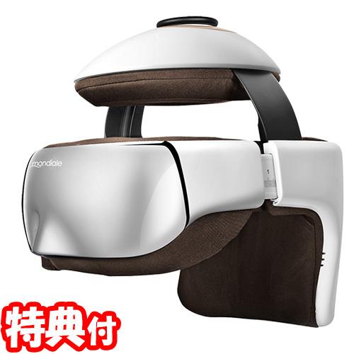 《500円クーポン配布》 モンデールヘッドスパ HS1 ヘッドマッサージ機 breo社 mondiale head spa HS1 頭皮マッサージ機 リラクゼーションマシン ID3Sの後継機種