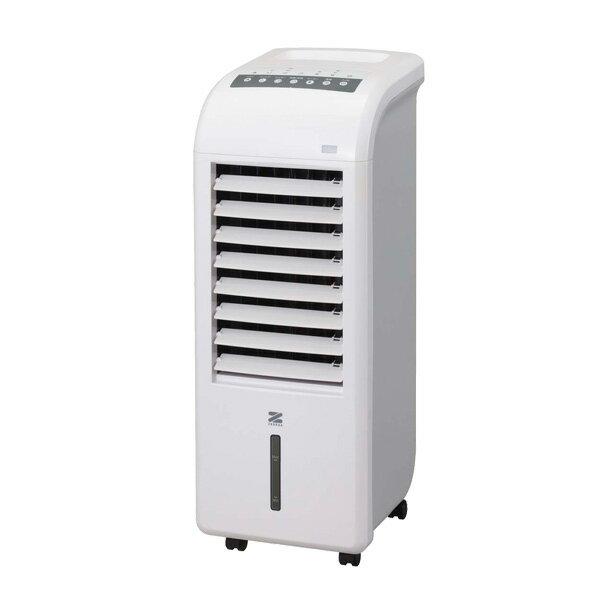 ゼンケン ZHC-1200 スリム 温冷風扇 ヒート&クール 4つの機能 1年保証付 送風機・ひんやり涼風・温風機・うるおい加湿 冷風機 暖房機 扇風機 加湿器 セラミックヒーター ファンヒーター ZHC1200[4月中旬入荷予定]