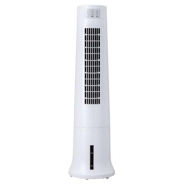 ★500円クーポン配布★ スリーアップ RF-T1800-WH タワー冷風扇 アクアスリムクール リモコン付 タワーファン 涼風扇 冷風機 扇風機 送風機 RFT1800WH