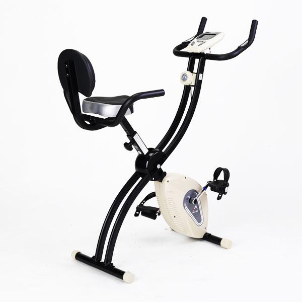 ALINCO アルインコ AFB4419CX コンフォートバイク4419C フィットネスバイク 自転車漕ぎ クロスバイク AFB-4419CX エクササイズバイク 折りたたみ可能 心拍測定 背もたれ付き 折畳式