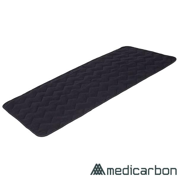 メディカーボン ベッドパッド シングル サイズ 温熱治療用敷きパッド 一般医療機器 メディーカーボン ベットパット 炭100% 健康寝具 medicarbon あったか敷きパッド