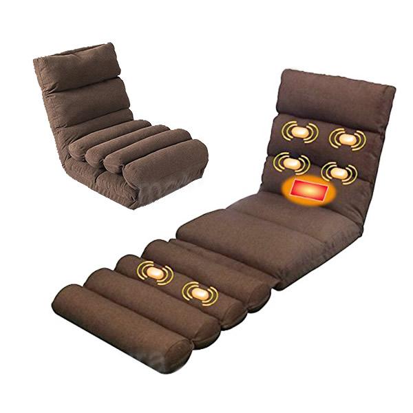《200円クーポン配布》 6パターン リクライニング あったかブルブル座椅子 温熱ヒーターつきマッサージチェア 電動マッサージチェアー リクライニングチェア 電動マッサージ座椅子 あったかぶるぶる座椅子