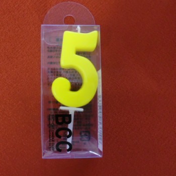 Number Law SOC 1 Book Figure 5 Niigata Presents Gifts Birthday I Gift Candle Candles Sweets Cake Suites Wedding Memorial