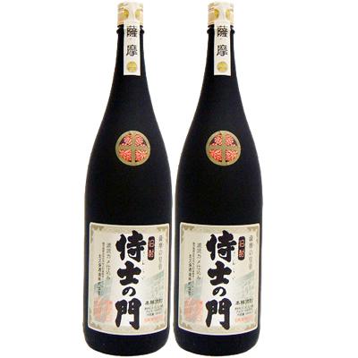 侍士の門 芋 1800ml太久保酒造  2本セット